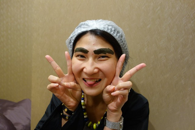 Cherie turns Crayon Shin-chan! Except I'm not really a boy...