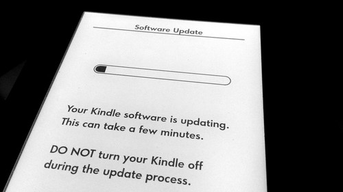 Kindle Downgrade