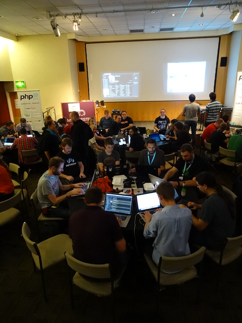 Joind.in at the PHPNW14 Hackathon