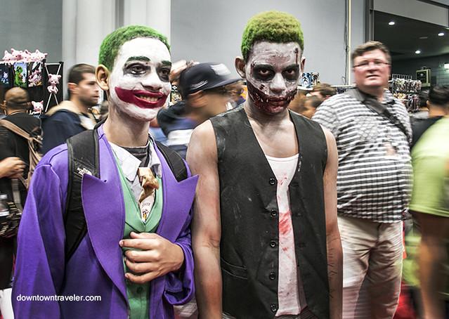 NY Comic Con 2014 Joker