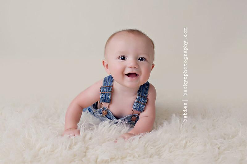 15521997705 10e4b36e17 c Baby Photography Dallas   Caleb is 6 Months