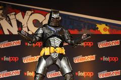 New York Comic Con 2014 - Thrasher Batman