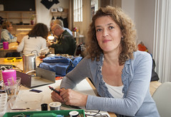 Martine Postma Repair Cafe