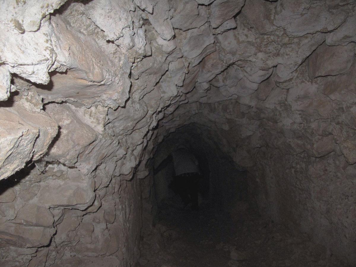 reharq_castillo ucero_soria_visita monumentos restauracion_IPCE_pasadizo subterráneo_río Chico_aguada asedio