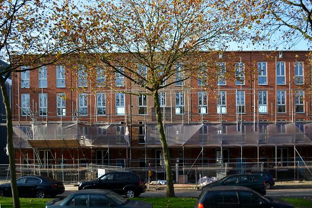 Bouw oranjeboomstraat foto update nov 14 nieuwbouw for Nieuwbouw rotterdam huur