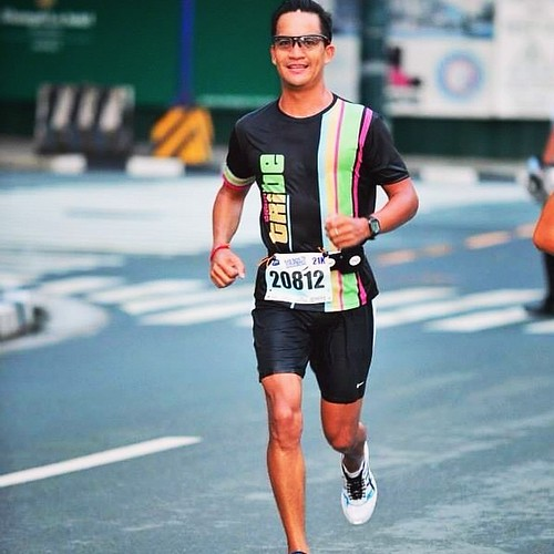 Atty. Ariel's Marathon for PGH Pedia Patients