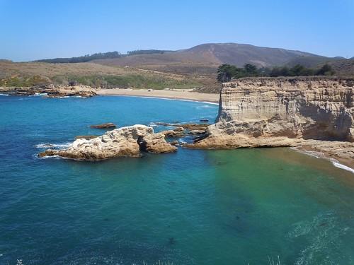 Cliffs Around Spooner's Cove