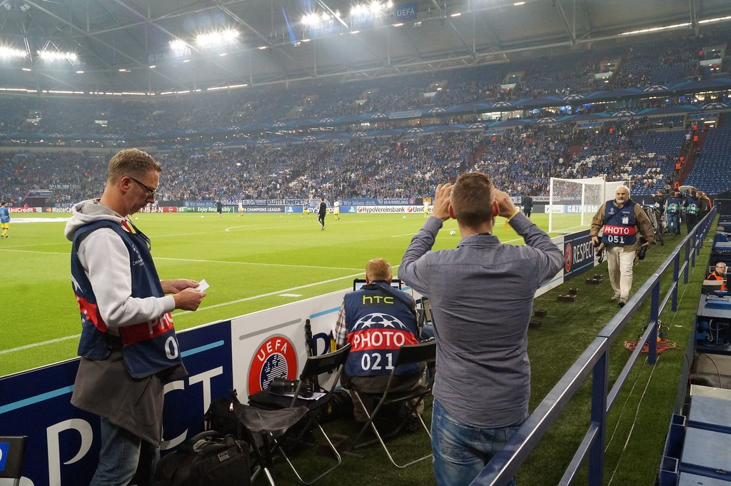 playstation young journalists schalke