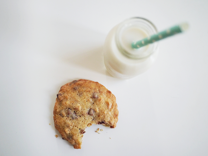 granola chocolate chip cookies recipe 1