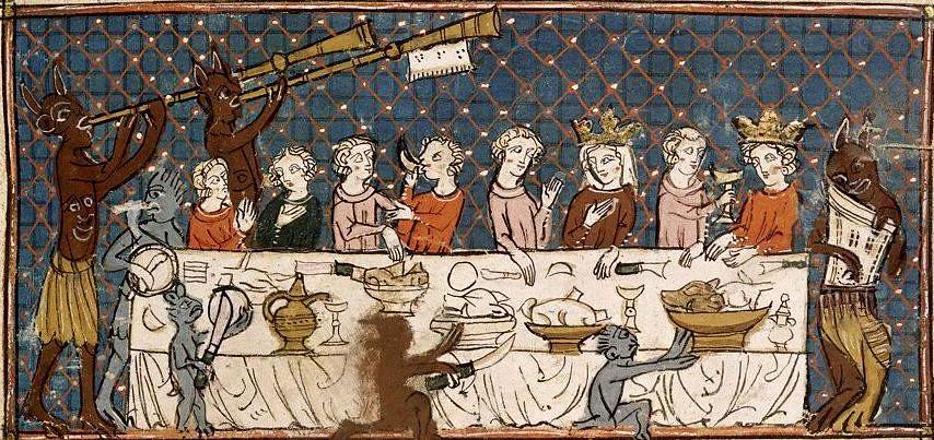 Вино из античной и средневековых кулинарных книг