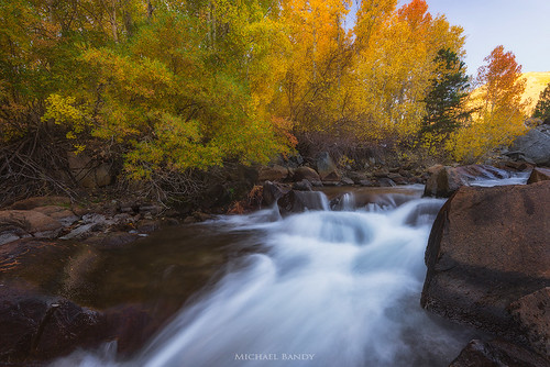 california autumn creek river landscape flow nikon rocks stream fallcolors sierras bishop easternsierras