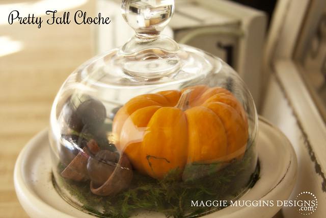 Fall Cloche