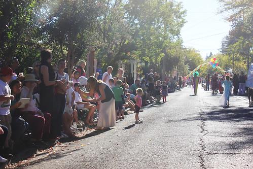 St. Helena Pet Parade