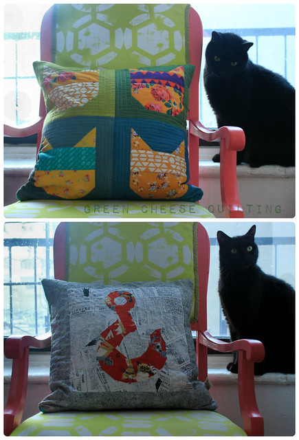Red Hook Pillow