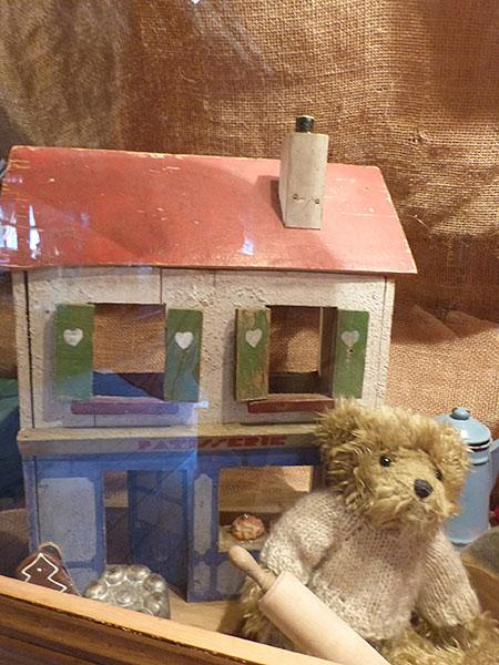 maison et ours