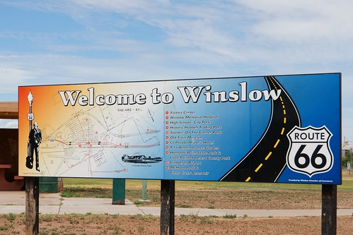 Welcome to Winslow