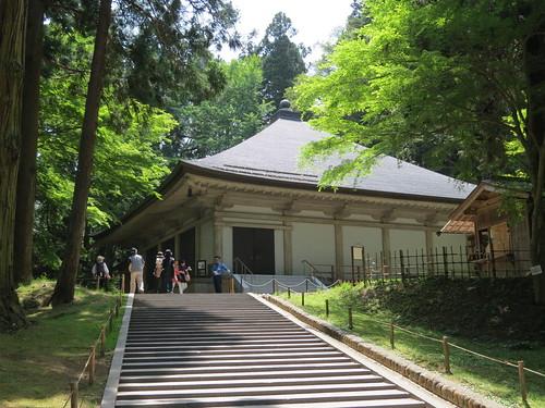 Chusonji - Konjikido