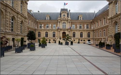 Amiens 80 : hôtel de ville