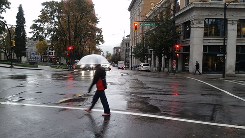 in case anybody is wondering, it's raining in vancouver :-) - 20141020_084748