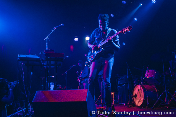 Sinkane @ The Independent, SF 10/19/14