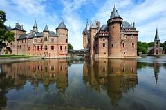 (Explored) Kasteel de Haar, Haarzuilens, Netherlands 1494