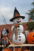 Pumpkins and Spiders and Snowmen!