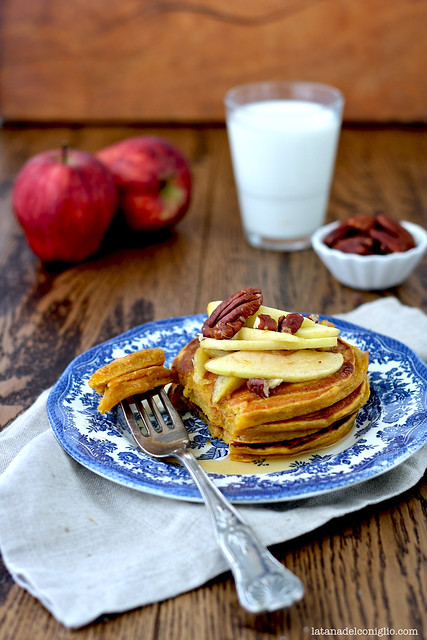 pancakes alla zucca5