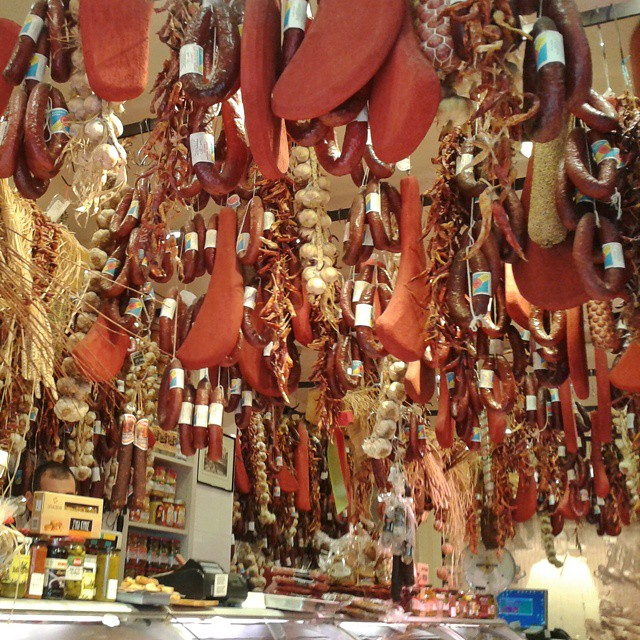 Lihaa! Savoring Athens kierros