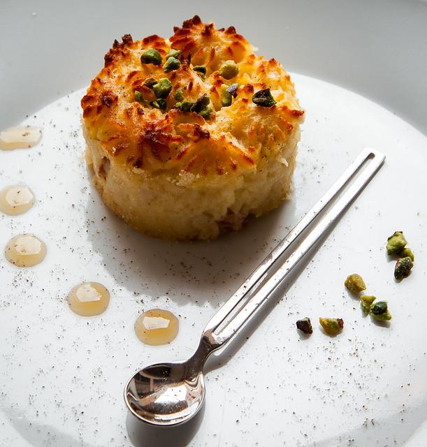 gatto di patate con pancetta-6