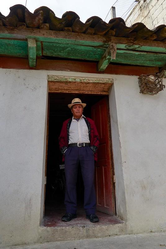 Ixil Man - Nebaj
