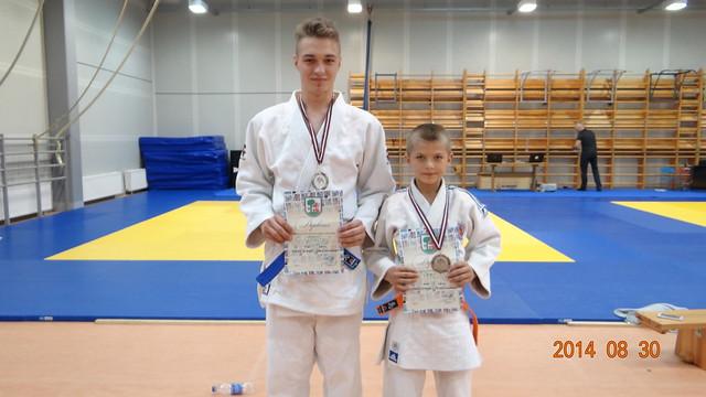 Tarptautinis Dziudo Turnyras Latvijoje