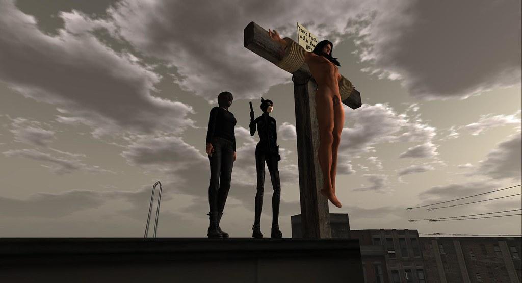 Crucifiction 1
