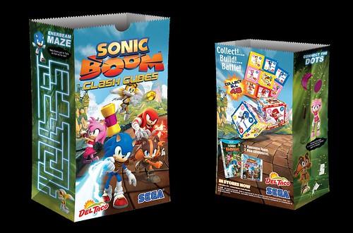 Sonic Boom Del Taco