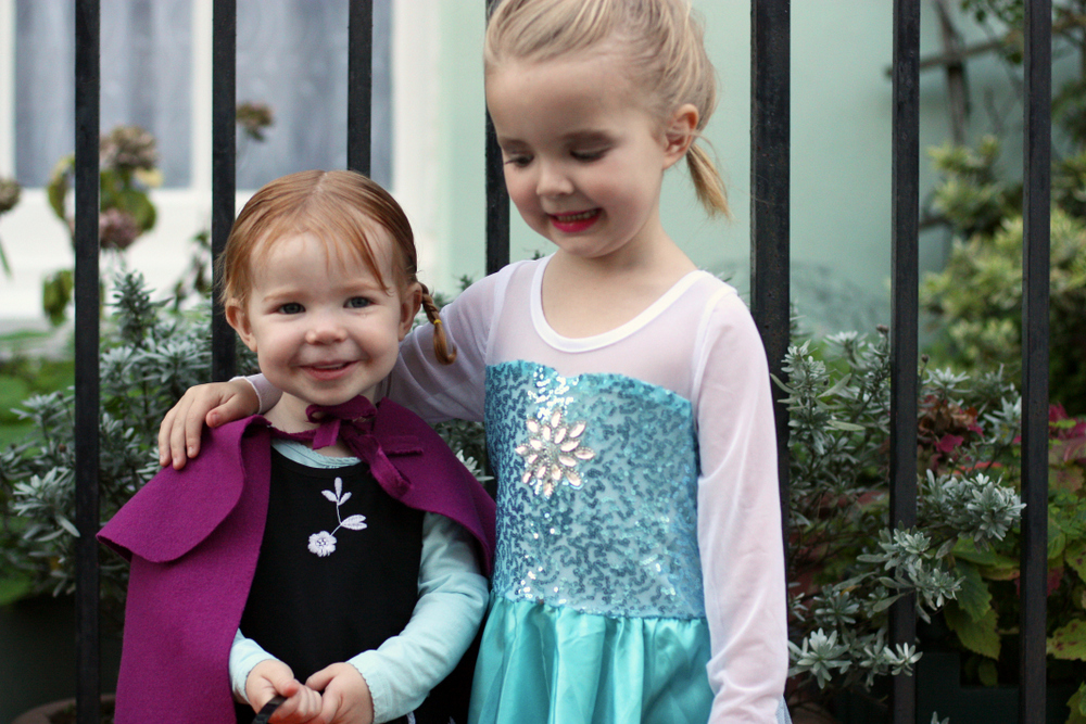 Frozen Halloween Costumes