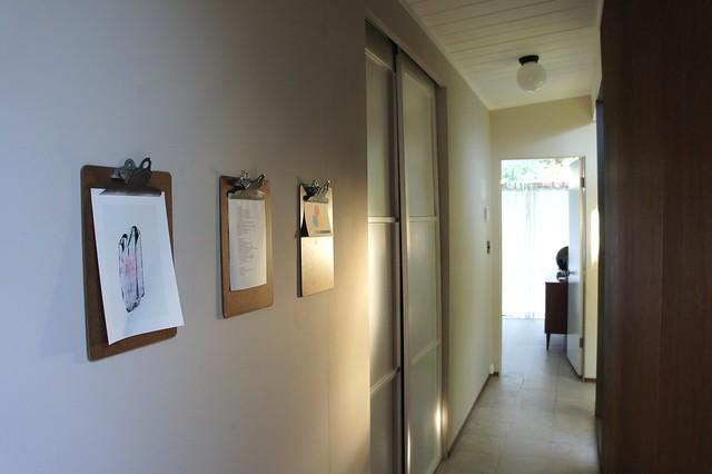 DSC09897 & eichler closet doors + modern hardware - Dear House I Love You