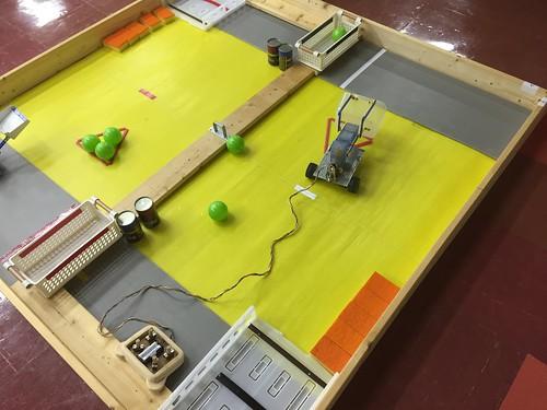 小学生ロボコン競技コース
