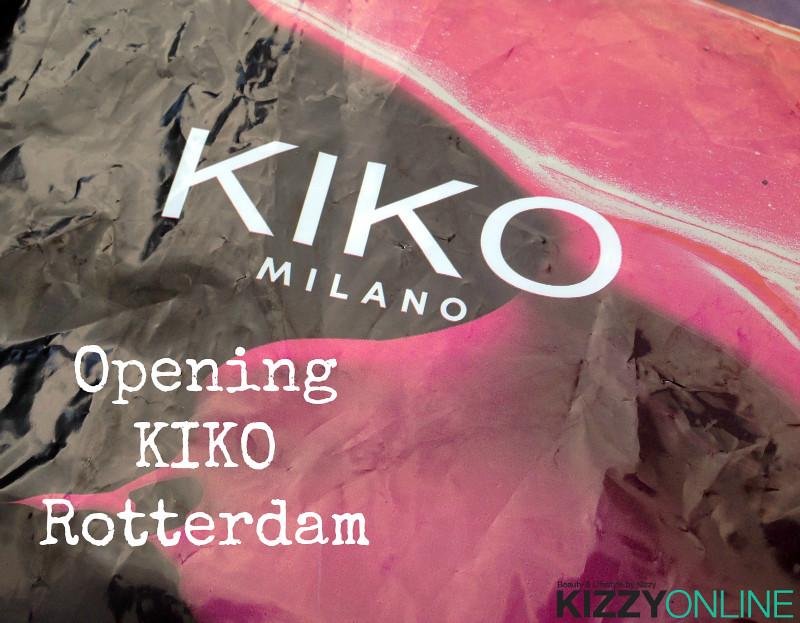 Kiko Milano Cosmetics Makeup Rotterdam Netherlands Nederland