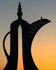 Good Evening #Doha #Qatar 📷👤@k.aljana7i Like ❤ Comment 👇 Tag 👬 TAG YOUR Awesome Photos 👉 #Qatarism