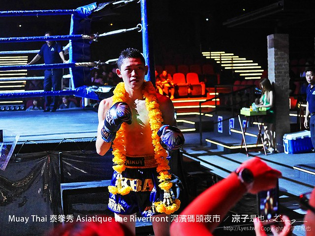 Muay Thai 泰拳秀 Asiatique the Riverfront 河濱碼頭夜市 20