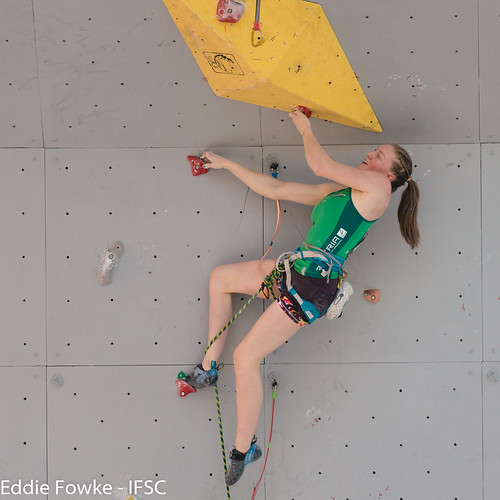 IFSC World Youth Championships Guangzhou 2016