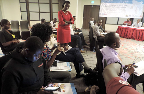 Feed the Future Kenya AVCD Dairy Media Roundtable and field visits, 19-20 October 2016: Roundtable Discussions
