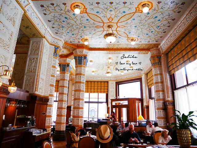 布拉格Cafe Imperial 帝國咖啡館 世界最美十大咖啡館 (34)