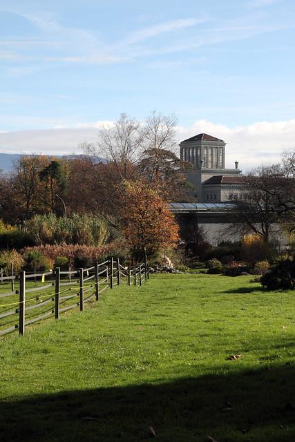 Jardin Botanique, Geneva