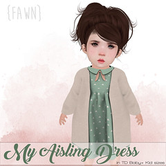 {fawn} My Aisling Dress