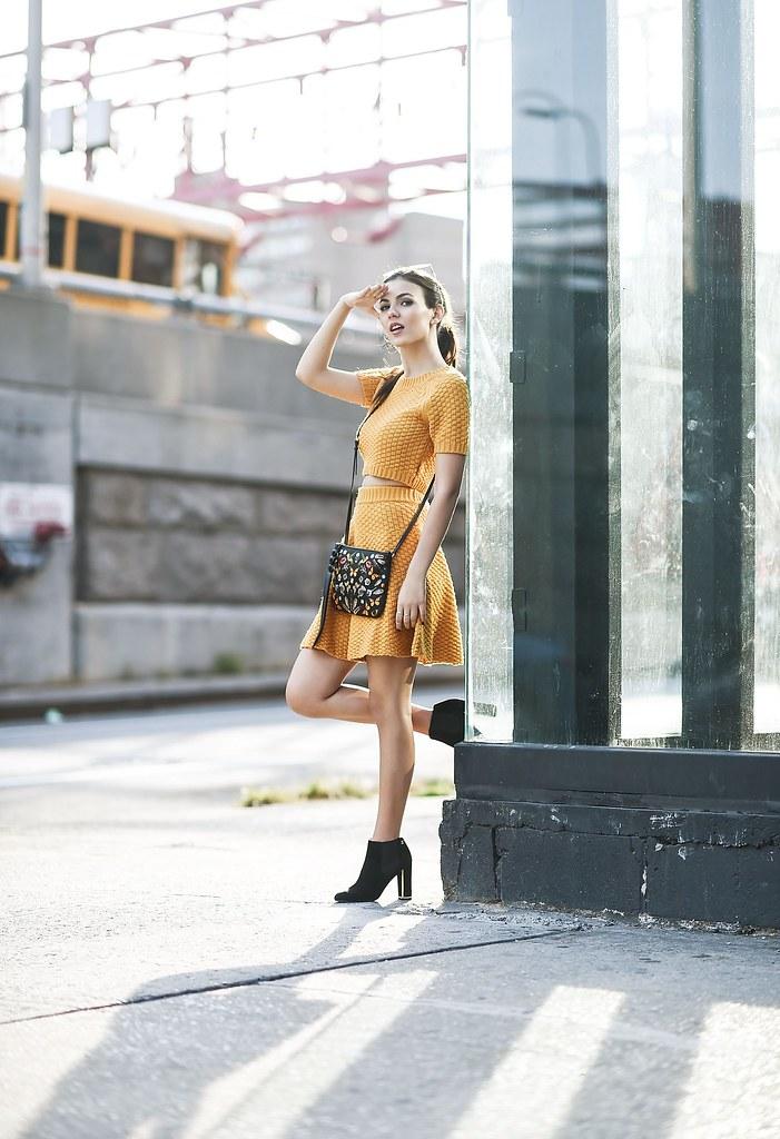 Виктория Джастис — Фотосессия в Нью-Йорке 2016 – 24