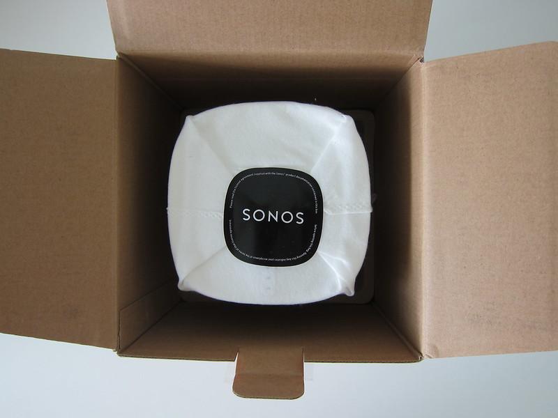 Sonos PLAY:1 - Box Open