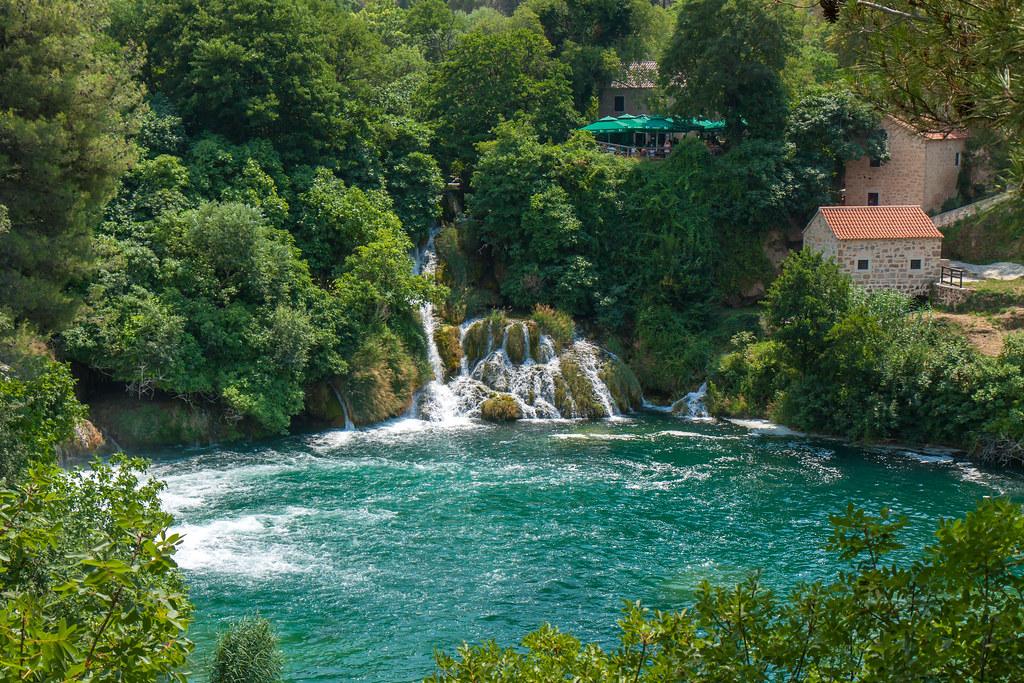 Croatia, Krka