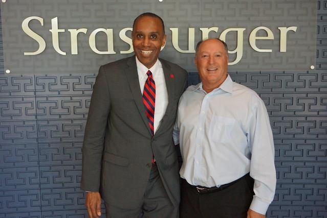 San Antonio Reception Welcoming Dean Baynes—September 18, 2014