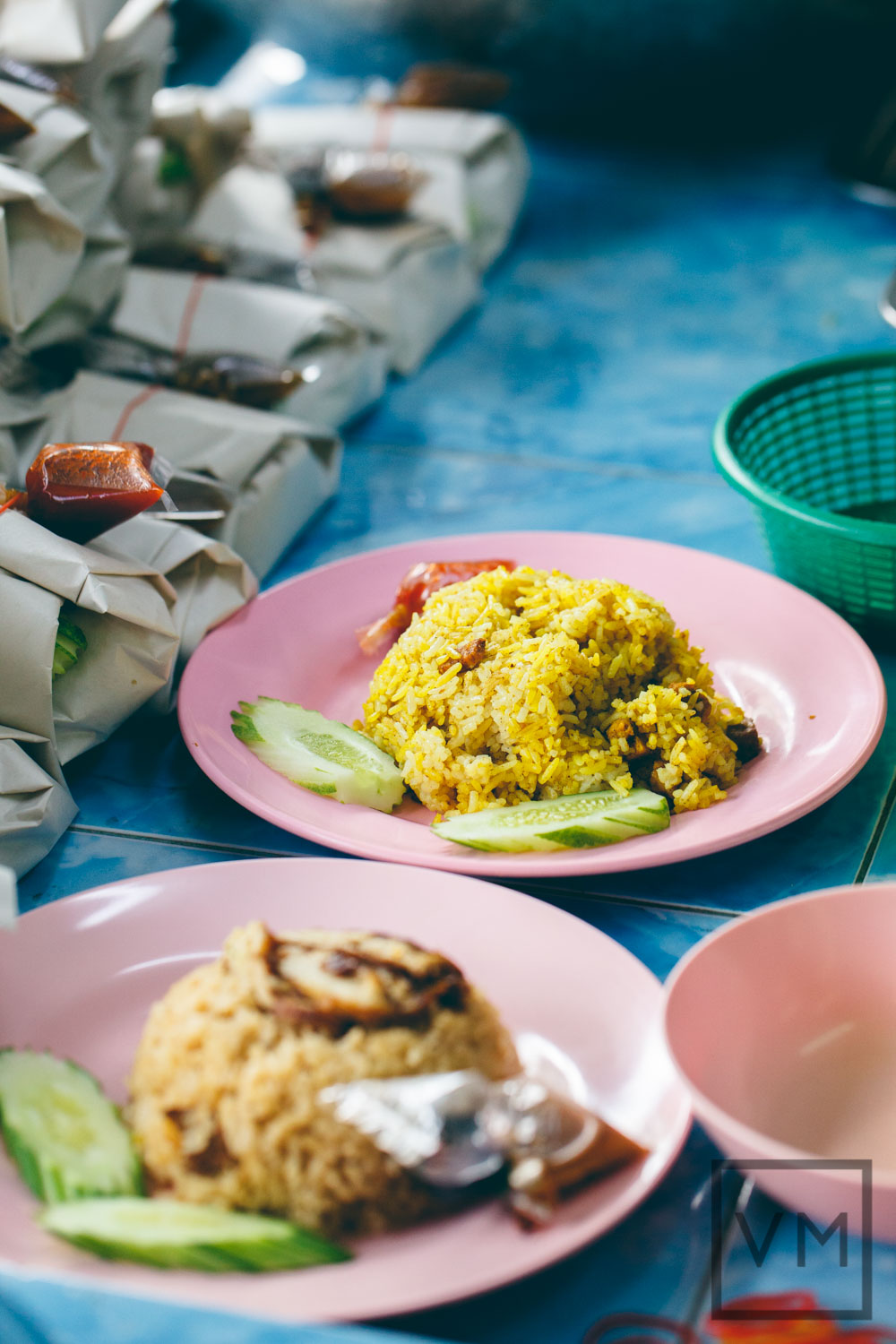 Phuket Vegan Thai Rice Dishes