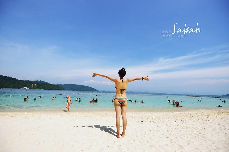 陽光沙灘比基尼@沙比島 Sapi island
